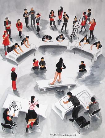 ART Class 11