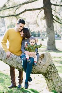 Myriam, Porto y Mauro