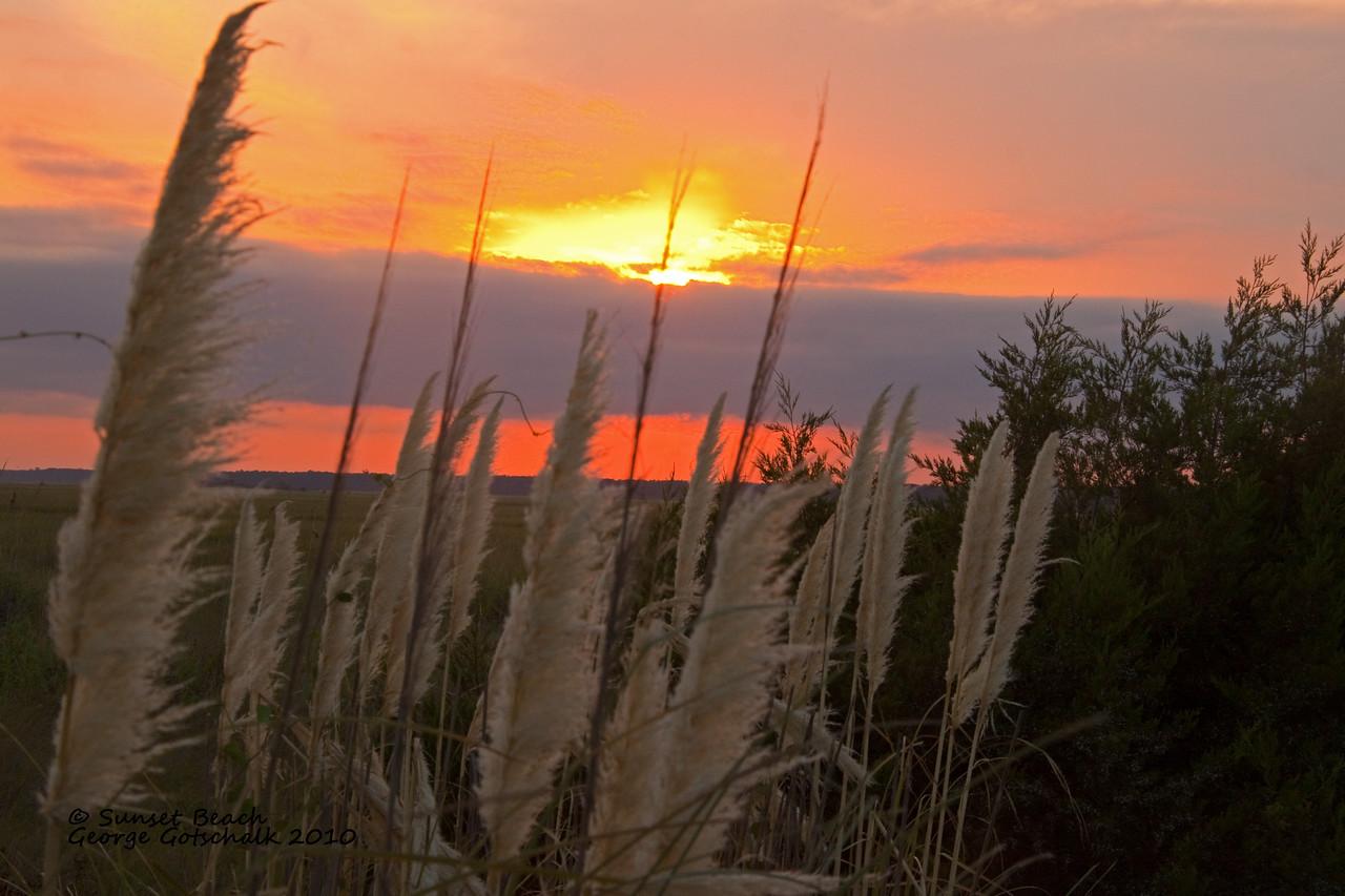 Sunset Beach sunset