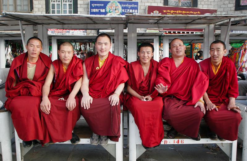 Lhasa. Tibet