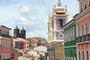 Salvador. Historic Pelourinho.