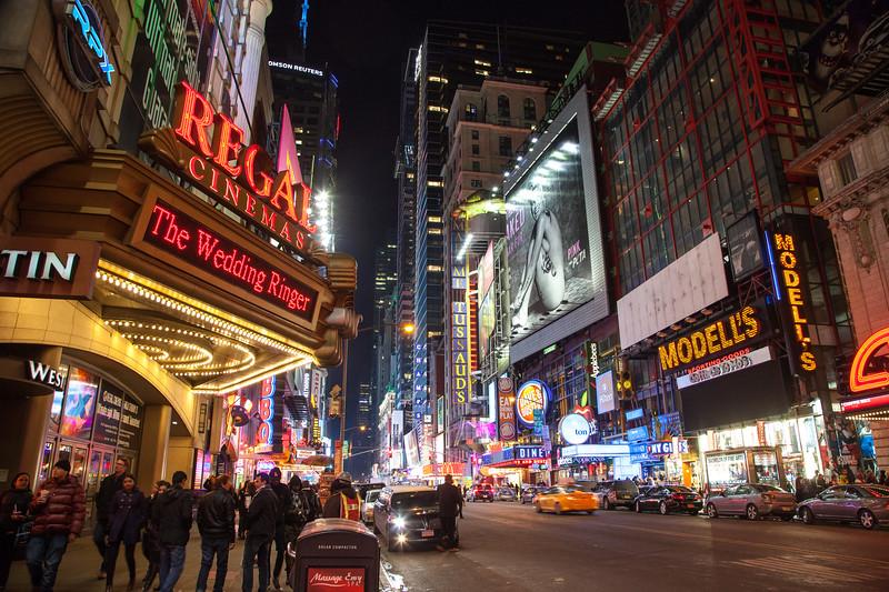 42nd St. NYC