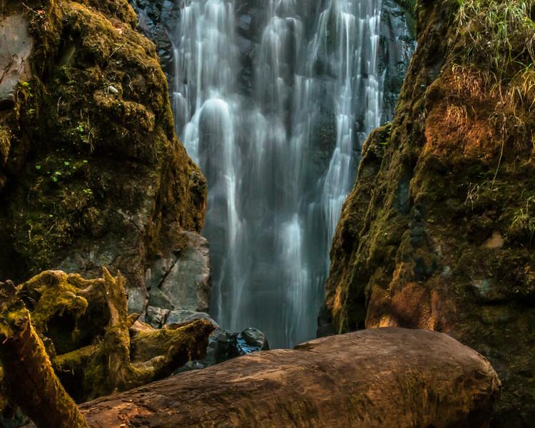 Fall Creek Falls, Oregon