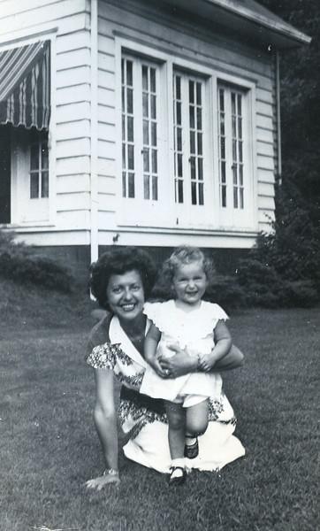 Ruth Plotkin Wolk and Harriet