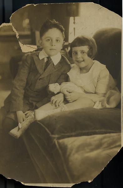 Dick Plotkin and Ruth Plotkin Wolk