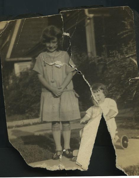 Ruth Plotkin Wolk, Bettie Plotkin Garson