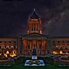 Legislature Front: Evening