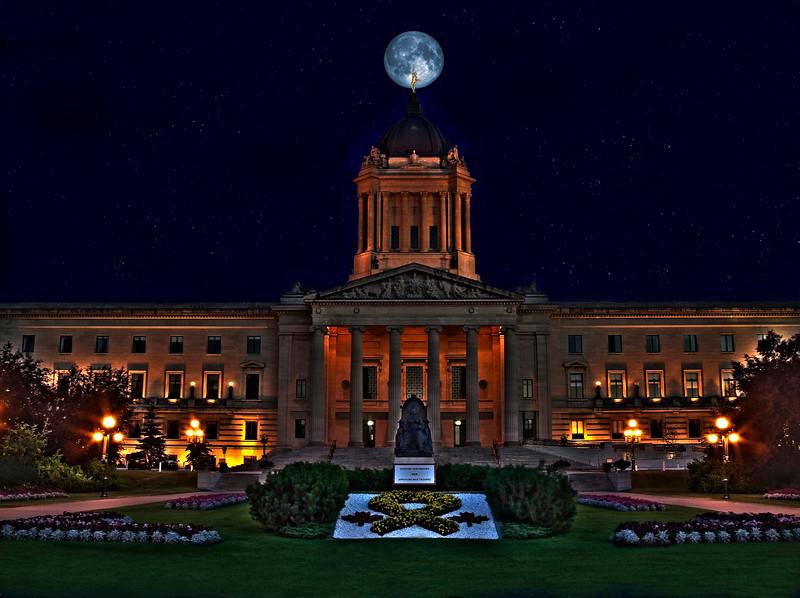 Legislature: Blue Moon