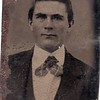 Unidentified Man in a Tintype III (07145)