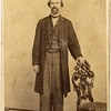 Unidentified Man in Long Coat (01801)