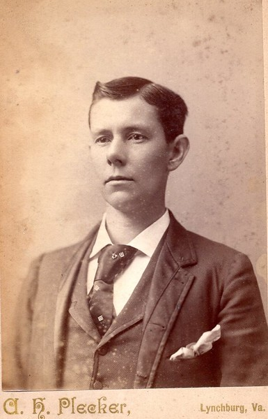 Unidentified Man in a Suit VII (07142)