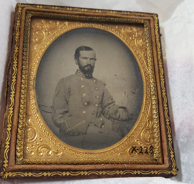 Civil War Soldier (07455)