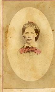 Unidentified Woman (01795)
