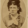 Unidentified Curly Haired Woman (01806)