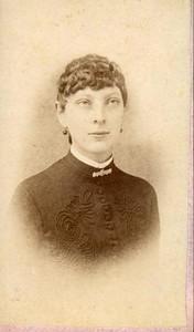 Unidentified Woman (01807)