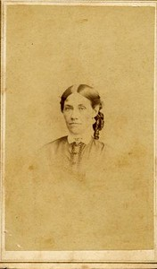 Unidentified Woman (01802)