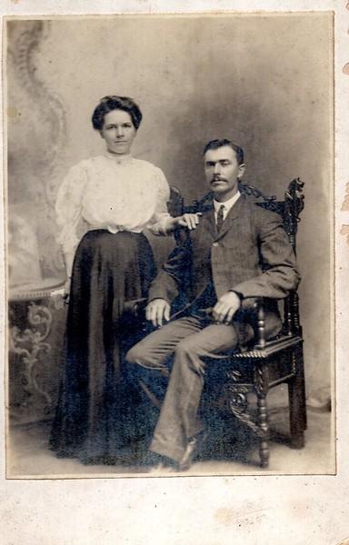 Unidentified Couple (07149)