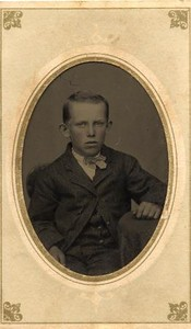 Unidentified Tintype VI (01814)