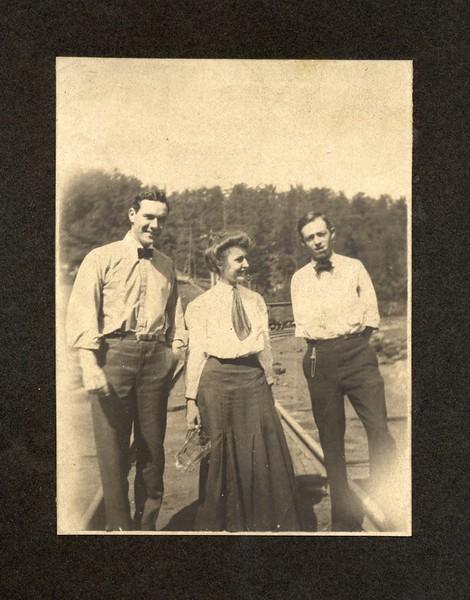 Three Unidentified Adults   (07035)