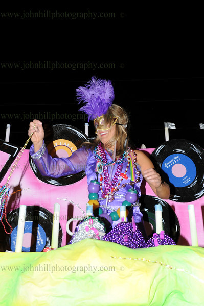 Mystical Order of Mirams Parade-2009