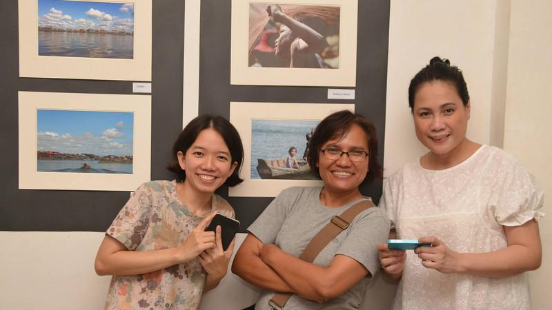 Pameran foto Kamboja