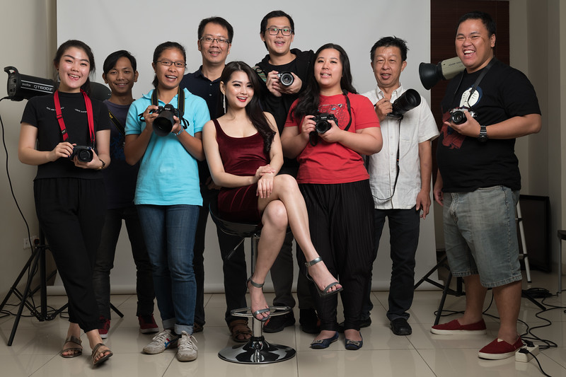 Workshop Basic Lighting Studio 23 Desember