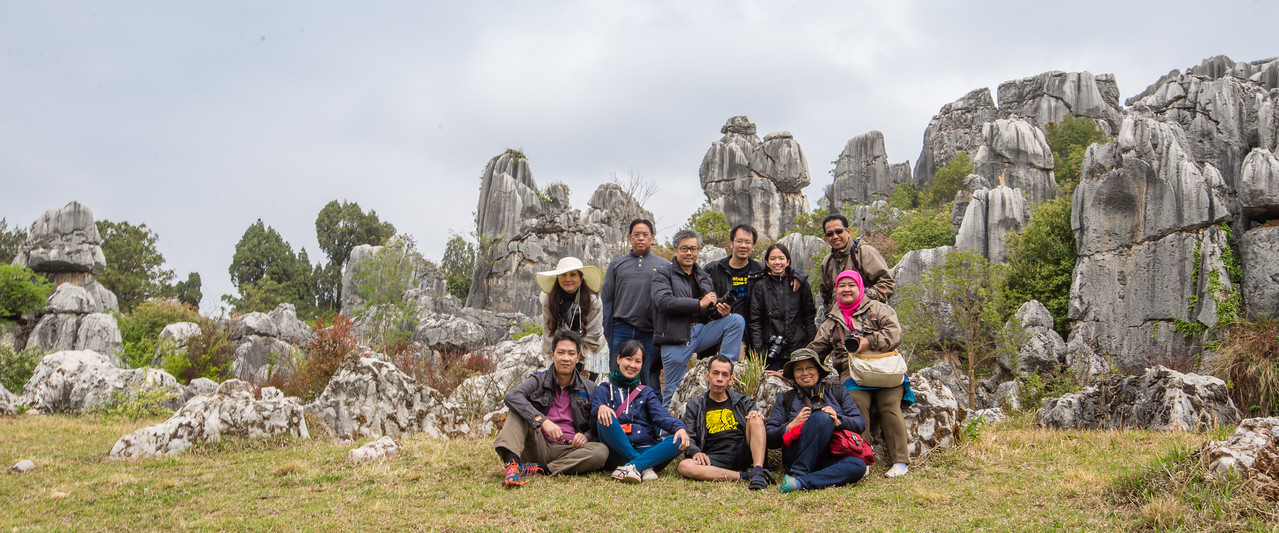 Tour Yunnan 2014 Maret