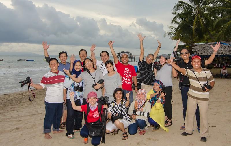 Tour Serang - Anyer April 2015