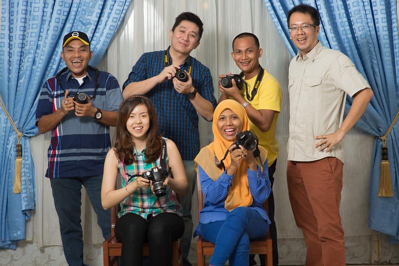Kursus kilat dasar fotografi dan lighting Medan 2015