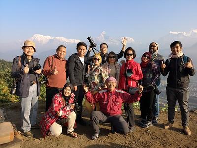 Nepal Oktober 2018