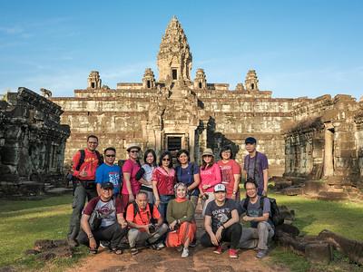 Tour Foto Kamboja 1-5 Desember 2018