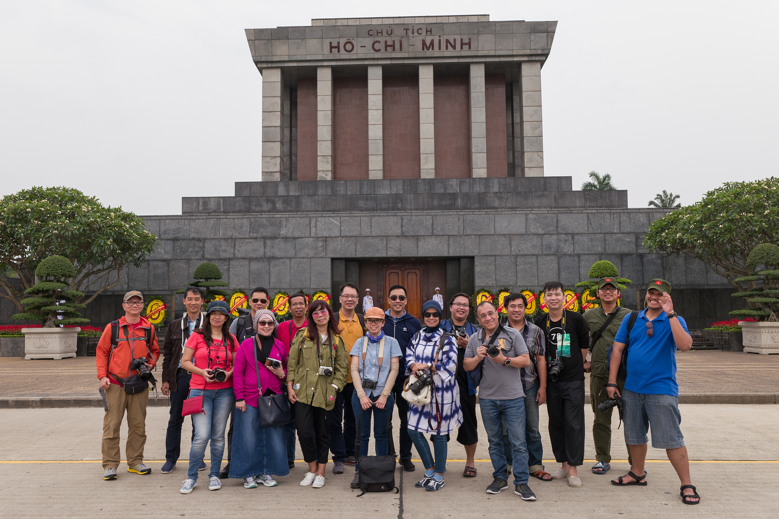 Tour Vietnam - April 2017
