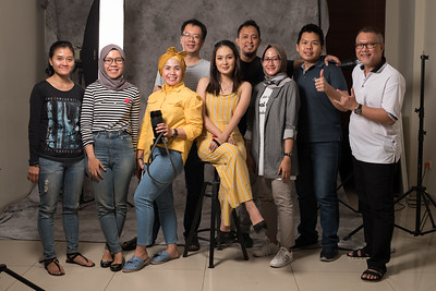 Workshop Creative Lighting Studio 22/09/2018