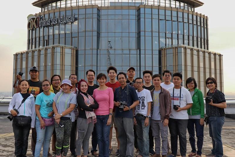 Mentoring Cityscape Sapta Pesona