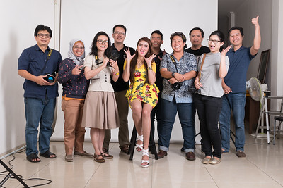 Workshop Lighting Studio 5 Maret 2017