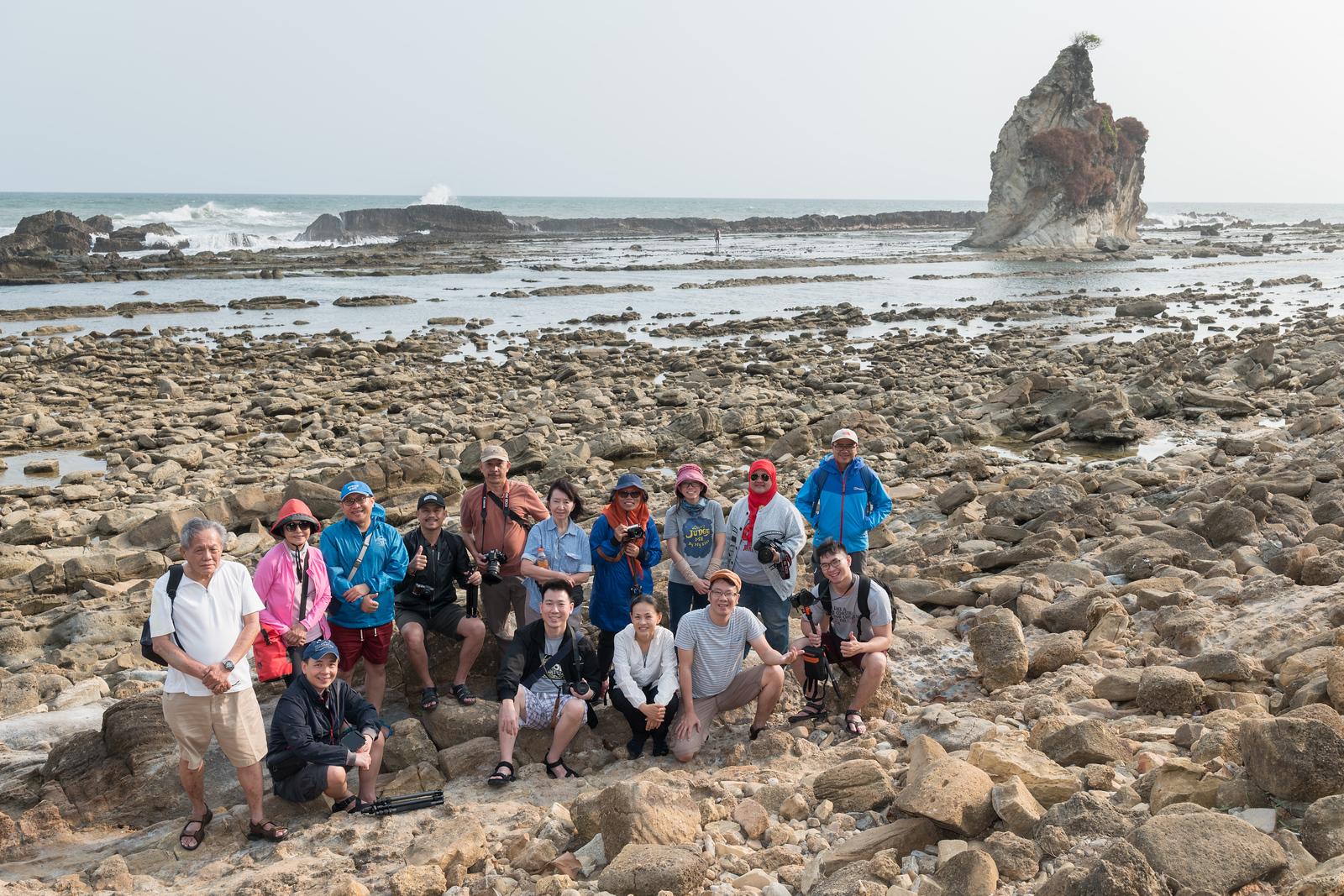 Sawarna Trip 5 & 6 Agustus 2017