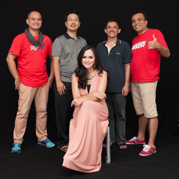 Creative lighting dengan flash 7 & 8 Februari 2015
