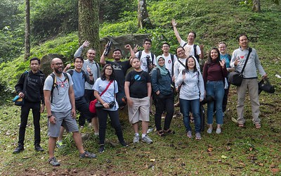 Workshop Lumix Curug Nangka