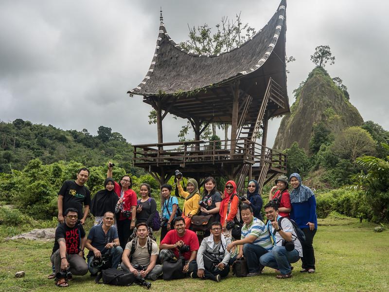 Tour Bukittinggi 7-8 Februari 2015