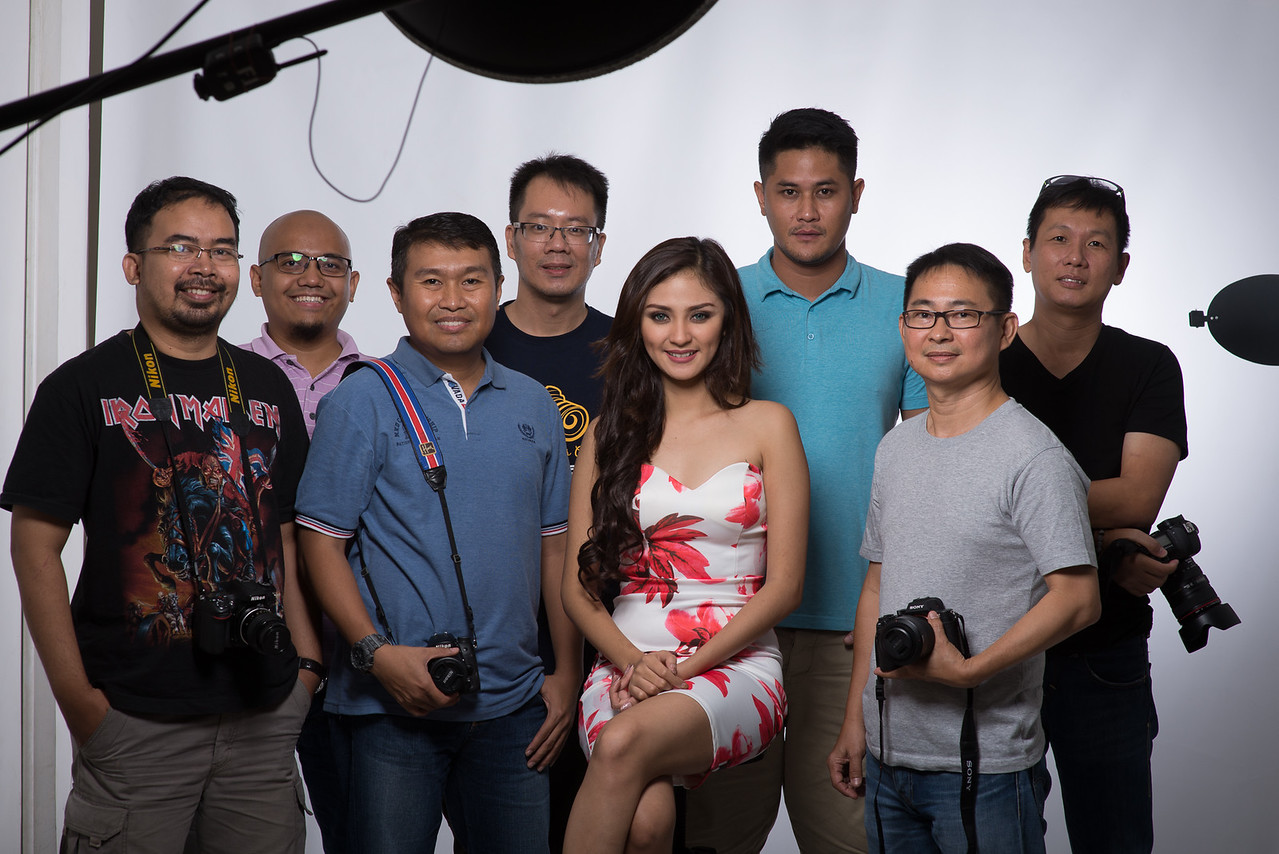 Workshop Basic Creative Lighting Studio - 21 Mei 2016