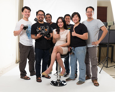 Workshop Creative lighting studio - 24 April 2017