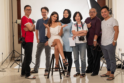 Creative Basic Lighting studio 2 Februari 2019