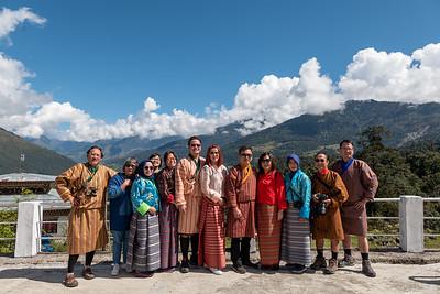Bhutan Tour 9-16 Oktober 2019
