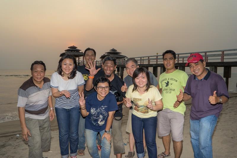 Daytrip mentoring trip - Mei 2015 - Serang & Anyer