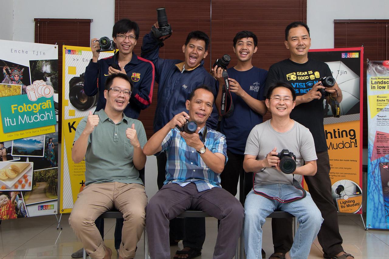 Kelas dasar fotografi  & lighting malam - 3-5 Feb 2015