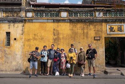 Hoi An, Vietnam Photo tour Feb, 2019