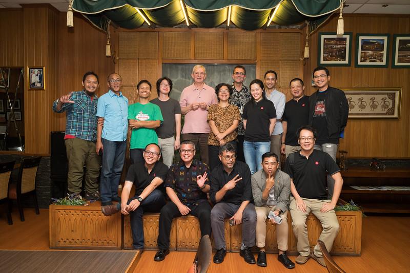 Martin Parr visit Jakarta