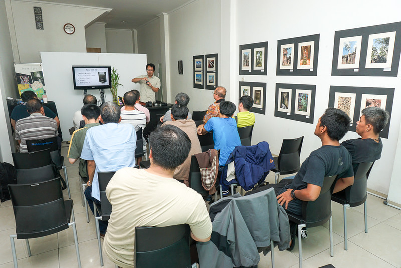 Sony Flash workshop