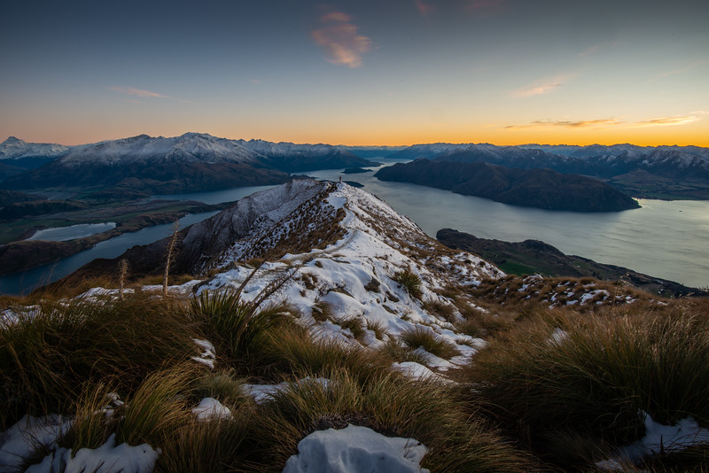 Roy's Peak, Wanaka, Otago