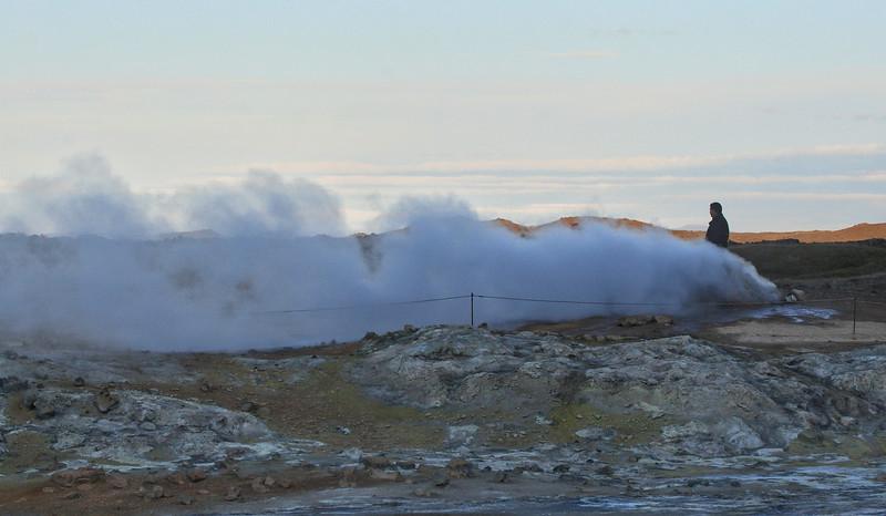Το γεωθερμικό πεδίο Námafjall